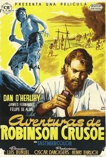 Assistir As Aventuras de Robinson Crusoé Online Grátis Dublado Legendado (Full HD, 720p, 1080p) | Luis Buñuel | 1954