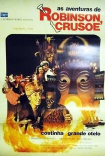 Assistir As Aventuras de Robinson Crusoé Online Grátis Dublado Legendado (Full HD, 720p, 1080p) | Mozael Silveira | 1978