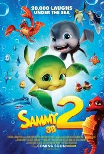 Assistir As Aventuras de Sammy 2: A Grande Fuga Online Grátis Dublado Legendado (Full HD, 720p, 1080p) | Ben Stassen