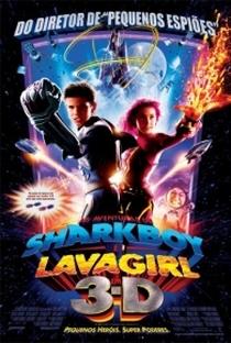 Assistir As Aventuras de Sharkboy e Lavagirl em 3-D Online Grátis Dublado Legendado (Full HD, 720p, 1080p) | Robert Rodriguez | 2005