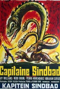 Assistir As Aventuras do Capitão Sinbad Online Grátis Dublado Legendado (Full HD, 720p, 1080p) | Byron Haskin | 1963