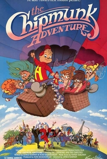 Assistir As Aventuras dos Chipmunk's Online Grátis Dublado Legendado (Full HD, 720p, 1080p) | Janice Karman | 1987