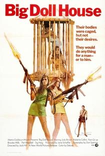 Assistir As Condenadas da Prisão do Inferno Online Grátis Dublado Legendado (Full HD, 720p, 1080p)   Jack Hill (I)   1971