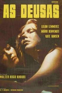Assistir As Deusas Online Grátis Dublado Legendado (Full HD, 720p, 1080p) | Walter Hugo Khouri | 1972