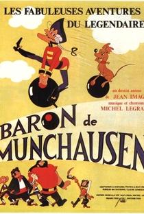 Assistir As Fabulosas Aventuras do Lendário Barão De Munchausen Online Grátis Dublado Legendado (Full HD, 720p, 1080p) | Jean Image | 1979