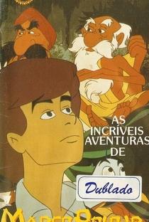 Assistir As Incríveis Aventuras de Marco Polo Jr. Online Grátis Dublado Legendado (Full HD, 720p, 1080p)   Eric Porter (II)   1972