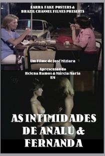 Assistir As Intimidades de Analu e Fernanda Online Grátis Dublado Legendado (Full HD, 720p, 1080p)   José Miziara   1980