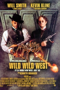 Assistir As Loucas Aventuras de James West Online Grátis Dublado Legendado (Full HD, 720p, 1080p) | Barry Sonnenfeld | 1999
