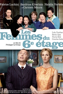 Assistir As Mulheres do 6º Andar Online Grátis Dublado Legendado (Full HD, 720p, 1080p) | Philippe Le Guay | 2010