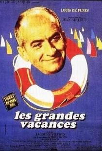 Assistir As Nossas Férias Adoráveis Online Grátis Dublado Legendado (Full HD, 720p, 1080p) | Jean Girault | 1967
