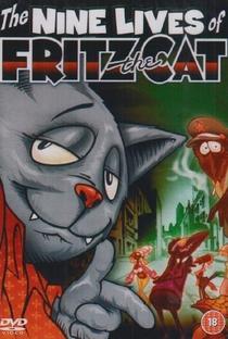 Assistir As Nove Vidas de Fritz, O Gato Online Grátis Dublado Legendado (Full HD, 720p, 1080p) | Robert Taylor (III) | 1974