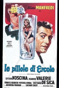 Assistir As Pílulas do Amor Online Grátis Dublado Legendado (Full HD, 720p, 1080p) | Luciano Salce | 1960