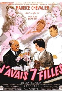 Assistir As Sete Filhas do Amor Online Grátis Dublado Legendado (Full HD, 720p, 1080p) | Jean Boyer (I) | 1954