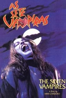 Assistir As Sete Vampiras Online Grátis Dublado Legendado (Full HD, 720p, 1080p) | Ivan Cardoso | 1986