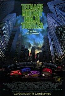 Assistir As Tartarugas Ninja Online Grátis Dublado Legendado (Full HD, 720p, 1080p) | Steve Barron | 1990