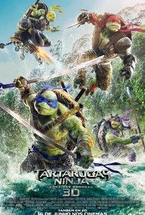 Assistir As Tartarugas Ninja: Fora das Sombras Online Grátis Dublado Legendado (Full HD, 720p, 1080p) | Dave Green | 2016