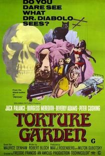 Assistir As Torturas do Dr. Diábolo Online Grátis Dublado Legendado (Full HD, 720p, 1080p) | Freddie Francis | 1967