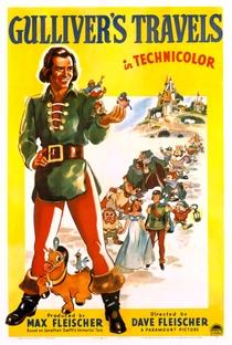 Assistir As Viagens de Gulliver Online Grátis Dublado Legendado (Full HD, 720p, 1080p) | Dave Fleischer | 1939