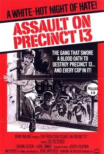 Assistir Assalto à 13ª DP Online Grátis Dublado Legendado (Full HD, 720p, 1080p)   John Carpenter (I)   1976