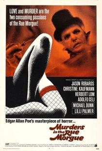 Assistir Assassinatos na Rua Morgue Online Grátis Dublado Legendado (Full HD, 720p, 1080p) | Gordon Hessler | 1971