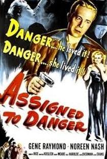 Assistir Assigned to Danger Online Grátis Dublado Legendado (Full HD, 720p, 1080p) | Budd Boetticher | 1948