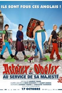 Assistir Asterix & Obelix - A Serviço de Sua Majestade Online Grátis Dublado Legendado (Full HD, 720p, 1080p) | Laurent Tirard | 2012