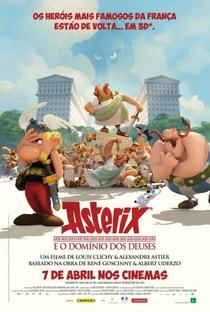 Assistir Asterix e o Domínio dos Deuses Online Grátis Dublado Legendado (Full HD, 720p, 1080p) | Louis Clichy | 2014
