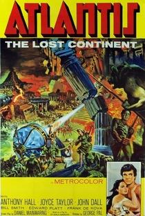 Assistir Atlântida, O Continente Perdido Online Grátis Dublado Legendado (Full HD, 720p, 1080p)   George Pal   1961