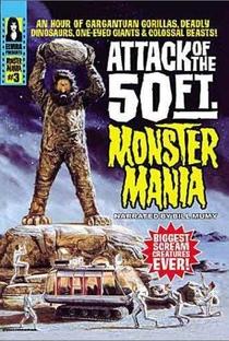 Assistir Attack of the 50 Foot Monster Mania Online Grátis Dublado Legendado (Full HD, 720p, 1080p)   Brian Anthony