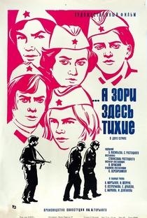Assistir Auroras Nascem Tranquilas Online Grátis Dublado Legendado (Full HD, 720p, 1080p) | Stanislav Rostotsky | 1972