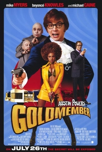 Assistir Austin Powers em O Homem do Membro de Ouro Online Grátis Dublado Legendado (Full HD, 720p, 1080p) | Jay Roach | 2002