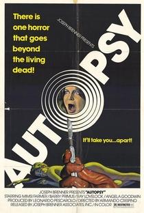 Assistir Autopsy Online Grátis Dublado Legendado (Full HD, 720p, 1080p)   Armando Crispino   1975