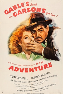 Assistir Aventura Online Grátis Dublado Legendado (Full HD, 720p, 1080p)   Victor Fleming   1945