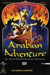 Assistir Aventura na Arábia Online Grátis Dublado Legendado (Full HD, 720p, 1080p) | Kevin Connor (I) | 1979