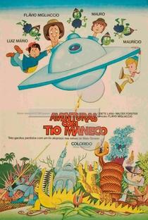 Assistir Aventuras com Tio Maneco Online Grátis Dublado Legendado (Full HD, 720p, 1080p) | Flávio Migliaccio | 1971