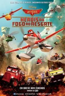 Assistir Aviões 2: Heróis do Fogo ao Resgate Online Grátis Dublado Legendado (Full HD, 720p, 1080p) | Roberts Gannaway | 2014