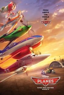 Assistir Aviões Online Grátis Dublado Legendado (Full HD, 720p, 1080p) | Klay Hall | 2013