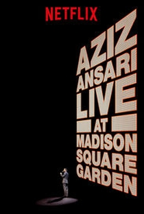 Assistir Aziz Ansari Live at Madison Square Garden Online Grátis Dublado Legendado (Full HD, 720p, 1080p) |  | 2015