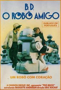Assistir B.D. - O Robô Amigo Online Grátis Dublado Legendado (Full HD, 720p, 1080p) | Éric Rochat | 1987