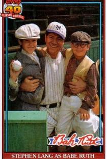 Assistir Babe Ruth, A Lenda do Beisebol Online Grátis Dublado Legendado (Full HD, 720p, 1080p) | Mark Tinker | 1991