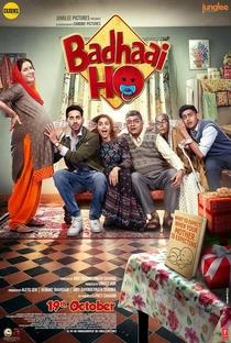 Assistir Badhaai Ho Online Grátis Dublado Legendado (Full HD, 720p, 1080p) | Amit Sharma | 2018