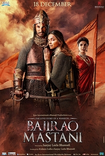 Assistir Bajirao Mastani Online Grátis Dublado Legendado (Full HD, 720p, 1080p) | Sanjay Leela Bhansali | 2015
