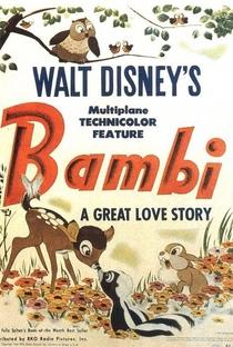 Assistir Bambi Online Grátis Dublado Legendado (Full HD, 720p, 1080p) | Bill Roberts