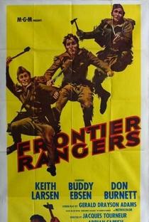 Assistir Bandeirantes da fronteira Online Grátis Dublado Legendado (Full HD, 720p, 1080p) | Jacques Tourneur | 1959