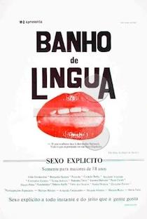 Assistir Banho de Língua Online Grátis Dublado Legendado (Full HD, 720p, 1080p) | Tony Vieira | 1985
