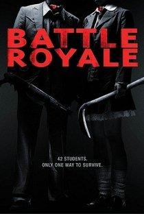 Assistir Batalha Real Online Grátis Dublado Legendado (Full HD, 720p, 1080p) | Kinji Fukasaku | 2000