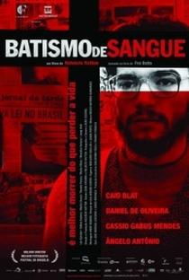 Assistir Batismo de Sangue Online Grátis Dublado Legendado (Full HD, 720p, 1080p) | Helvecio Ratton | 2006