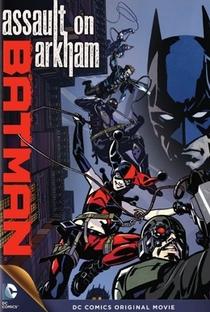 Assistir Batman: Ataque ao Arkham Online Grátis Dublado Legendado (Full HD, 720p, 1080p)   Ethan Spaulding