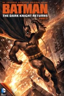 Assistir Batman: O Cavaleiro das Trevas - Parte 2 Online Grátis Dublado Legendado (Full HD, 720p, 1080p) | Jay Oliva | 2013