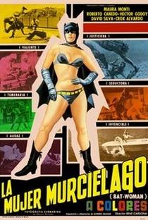 Assistir Batwoman Online Grátis Dublado Legendado (Full HD, 720p, 1080p) | René Cardona | 1968